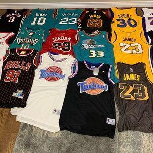 Nike Other - Nba jerseys